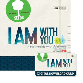 Seeds Family Worship I Am With You Album