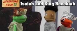Bible Adventure Club: Lesson 13