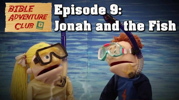 Bible Adventure Club Episode 9 Jonah and the Fish